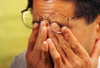 Синдром «сухих глаз»