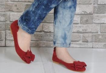 Балетки или каблуки?