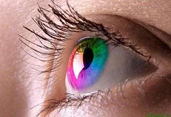 Цветные линзы как способ изменить свой образ
