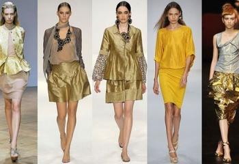 Новогодняя мода – 2012