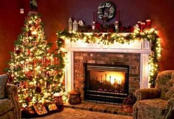 Как украсить дом к празднику Нового года