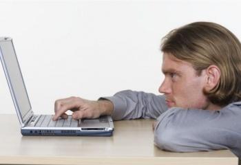 Муж флиртует в интернете
