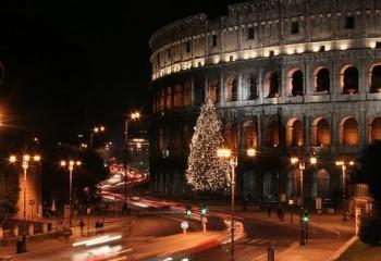 Новогодние праздники в Италии