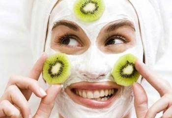 Фруктовые маски для различных типов кожи
