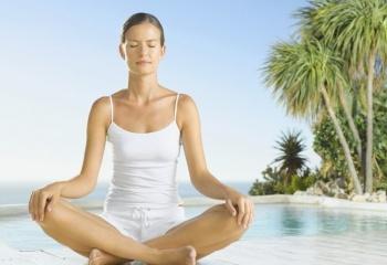 Йога как способ похудения