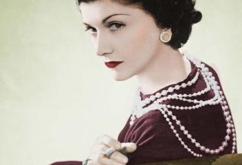10 уроков Coco Chanel    JustLady.ru - территория женских разговоров 5f73983fffa
