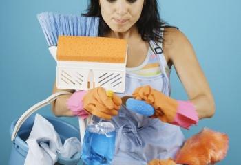 10 правил генеральной уборки