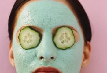Уход за кожей носа, веками и кожей вокруг глаз