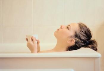 Сероводородные ванны для красоты