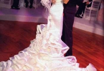Лучшие свадебные платья звезд