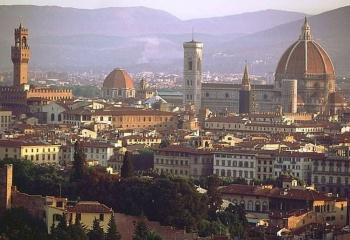Башни и купола Флоренции