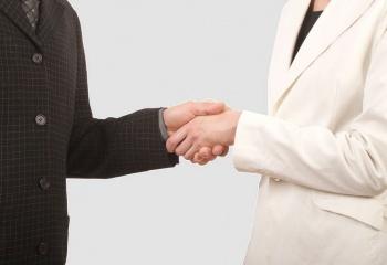 знакомства представления в деловом этикете