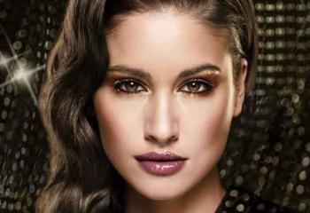 Новогодний макияж: правила нанесения