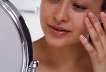 Экспресс-уход за кожей лица в домашних условиях