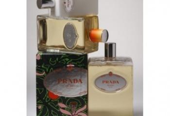 Роскошь и стиль парфюмерии от Prada