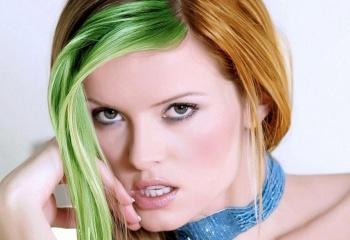 Неудачная покраска волос: что делать?