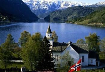 Норвегия: страна девственной природы