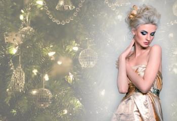Топ-10 платьев для Нового года