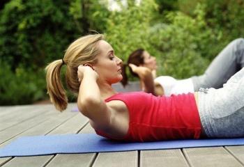 Шейпинг - коррекция фигуры упражнениями