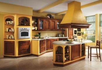 Уютная кухня для леди