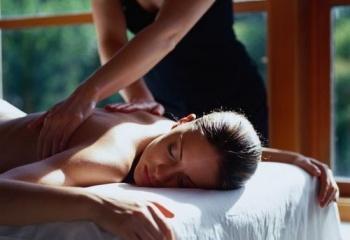 Шведский массаж: техника выполнения