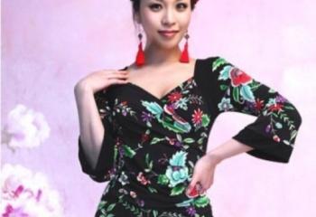 Вечерние платья в восточном стиле