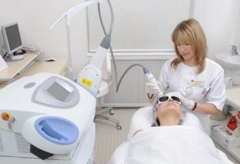 Термаж – аппаратная методика омоложения кожи