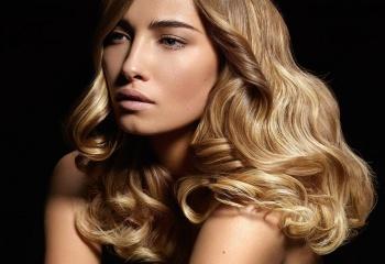 Окрашивание волос тонкости
