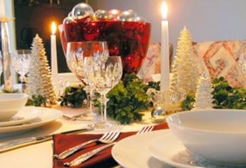 Идеальный новогодний стол