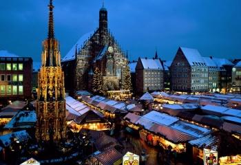 Все о новогодних турах в Германию