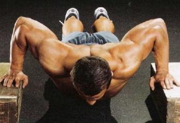 Как накачать грудные мышцы отжиманиями
