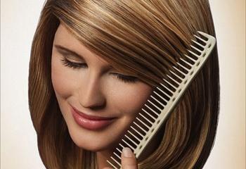 Как перекрасить мелированные волосы