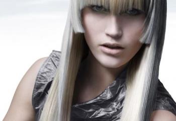 Как убрать синий оттенок с волос