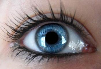 Как избавиться от точек в глазах