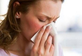 Как вылечить заложенность носа