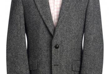 Как очистить пиджак