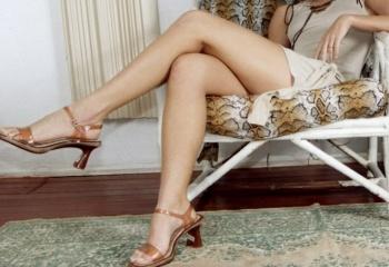Как удалить звездочки на ногах
