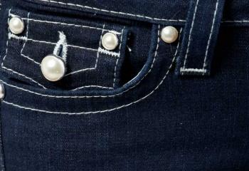 Как отличить настоящие джинсы