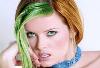 как избавиться от зеленых волос