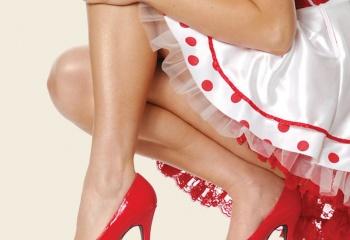 Как подобрать туфли к платью