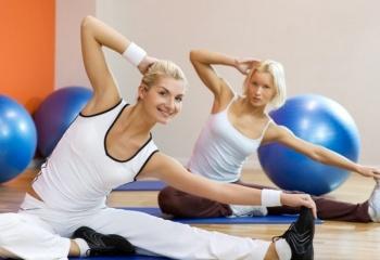 Польза фитнеса для женского здоровья