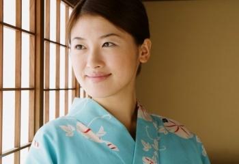 Красота японских женщин