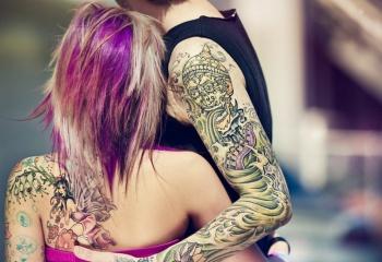 Как убрать татуировку