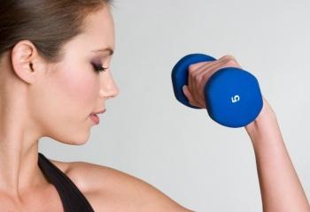 как выгнать молочную кислоту из мышц