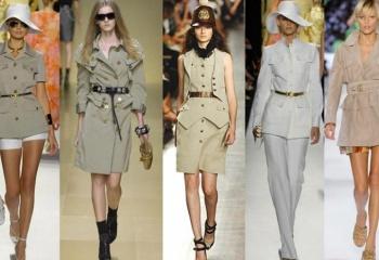 Стиль сафари: одежда для тропиков