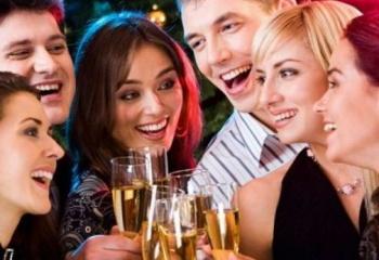 Простые идеи для проведения вечеринки