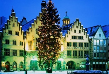 Новогодние туры в Германию