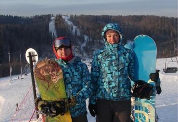 Как выбрать одежду для сноуборда