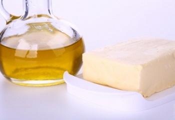 Как вывести пятно от растительного масла в домашних условиях