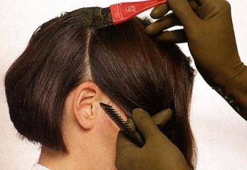 Как в домашних условиях оттереть с кожи краску для волос